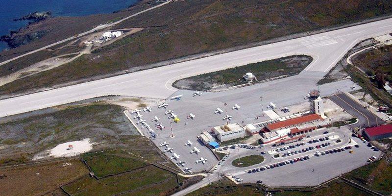 Έργο επέκτασης διαδρόμου αεροδρομίου