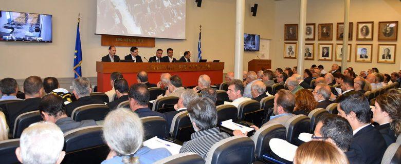 Ευρεία σύσκεψη με θέμα «Ακτοπλοϊκή διασύνδεση των νησιών των Κυκλάδων»