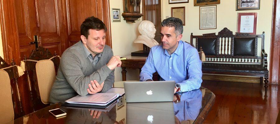 Ο Αλέξης Τσιάντης ο νέος Γενικός Γραμματέας του Δήμου