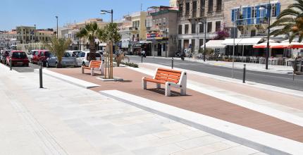 Εξασφάλιση χρηματοδότησης για την κατασκευή ποδηλατόδρομου στην Ερμούπολη