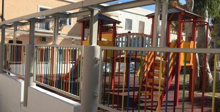 Έγκριση χρηματοδότησης για τρεις (3) νέες παιδικες χαρές στη Σύρο