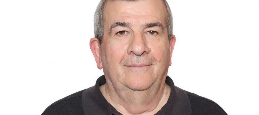 Ο Αντώνης Βαρθαλίτης, υποψήφιος του συνδυασμού «Η ΣΥΡΟΣ ΠΟΥ ΑΞΙΖΟΥΜΕ»
