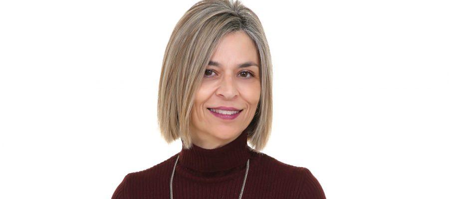Η Ελπίδα Βουτσίνου, υποψήφια του συνδυασμού «Η ΣΥΡΟΣ ΠΟΥ ΑΞΙΖΟΥΜΕ»