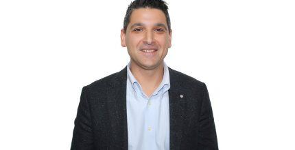 Ο Ιωάννης Βούλτσος, υποψήφιος του συνδυασμού «Η ΣΥΡΟΣ ΠΟΥ ΑΞΙΖΟΥΜΕ»