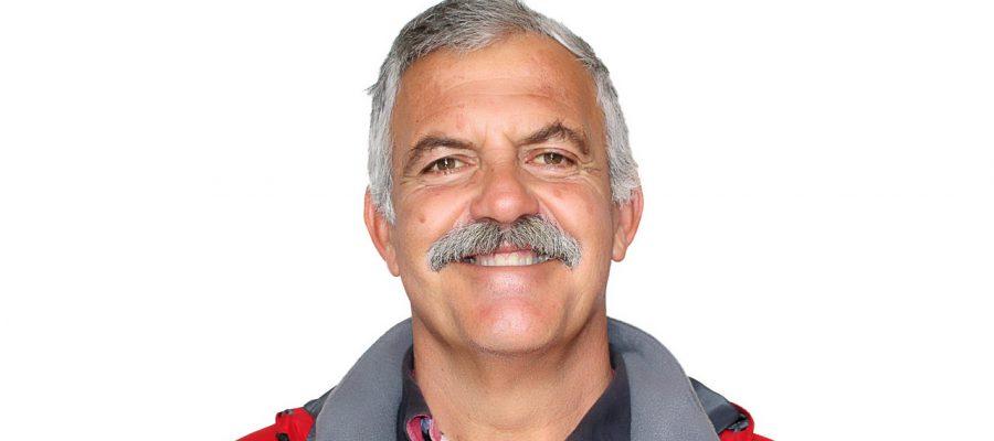 Ο Μιχάλης Ζαρίκος, υποψήφιος του συνδυασμού «Η ΣΥΡΟΣ ΠΟΥ ΑΞΙΖΟΥΜΕ»