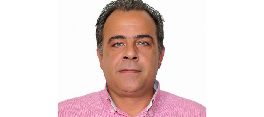 Ο Παύλος Ραουζαίος, υποψήφιος του συνδυασμού «Η ΣΥΡΟΣ ΠΟΥ ΑΞΙΖΟΥΜΕ»