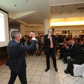 Παρουσίαση προγράμματος και υποψηφίων του συνδυασμού (video: Cyclades24)