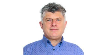 Ο Ανδρέας Αλυματήρης, υποψήφιος του συνδυασμού «Η ΣΥΡΟΣ ΠΟΥ ΑΞΙΖΟΥΜΕ»