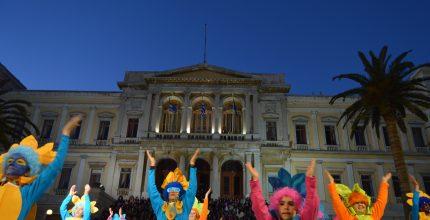 Το Συριανό Καρναβάλι «Γεώργιος Σουρής» έσπασε κάθε προηγούμενο ρεκόρ!