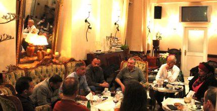 Συνάντηση Δημάρχου με του επιχειρηματίες του Πεζόδρομου