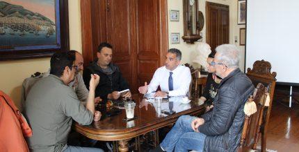 Συνάντηση Δημάρχου με Σύλλογο «Τερψιχόρη»