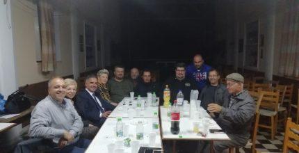 Συνάντηση Δημάρχου με Ερασιτεχνικό Αλιευτικό Όμιλο Βάρης «Η Φάμπρικα»