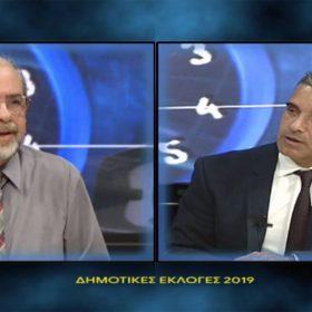 Συνέντευξη του Δημάρχου Σύρου – Ερμούπολης Γιώργου Μαραγκού στο TV1 Σύρος